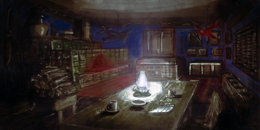 Baba Mitinska's Home