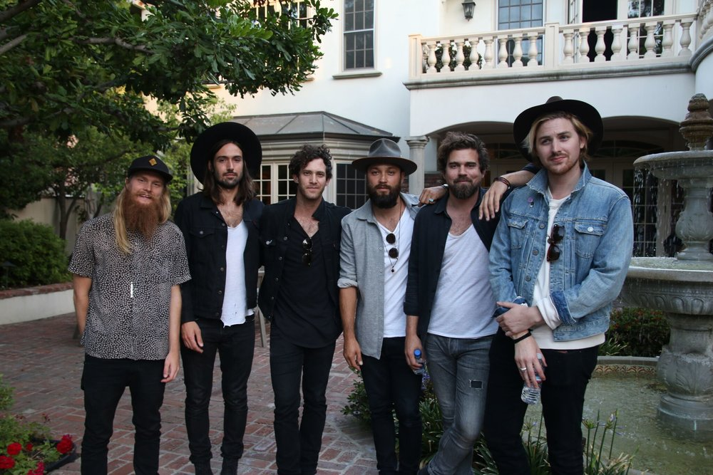 Grizfolk with Jamie N Commons