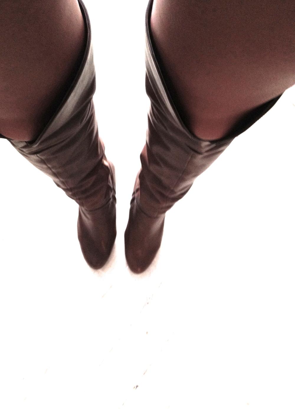 Boss Bernstein Buys:Boots