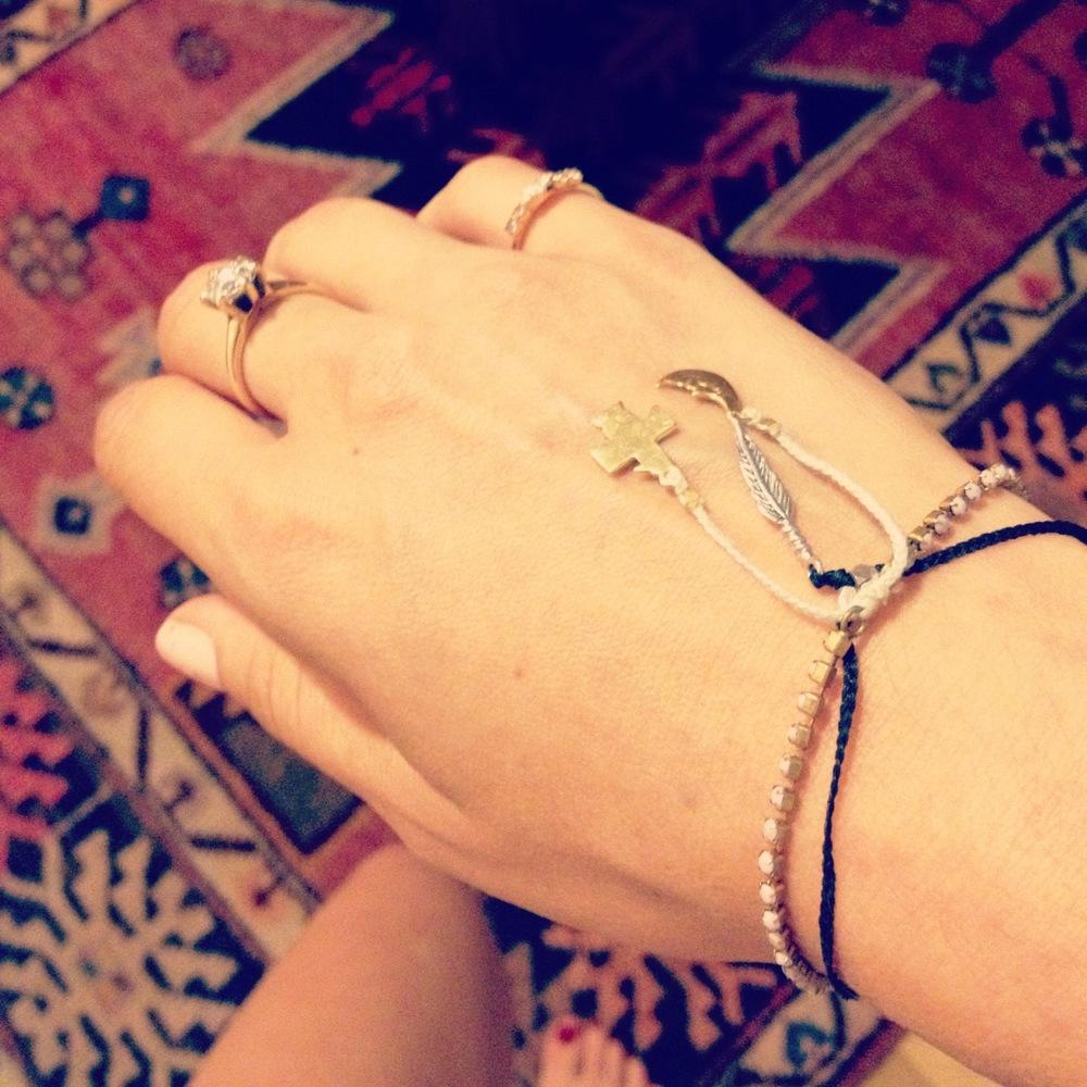 Jewel Rocks Bracelets