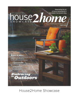 House2Home Magazine