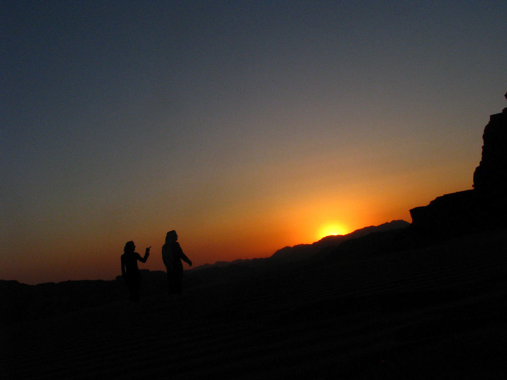 Taken by Bedouin Directions