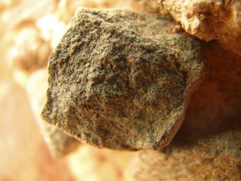 Wadi Rum - Granite