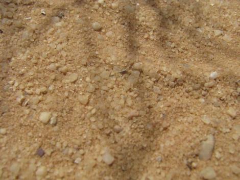 Wadi Rum - White Sand
