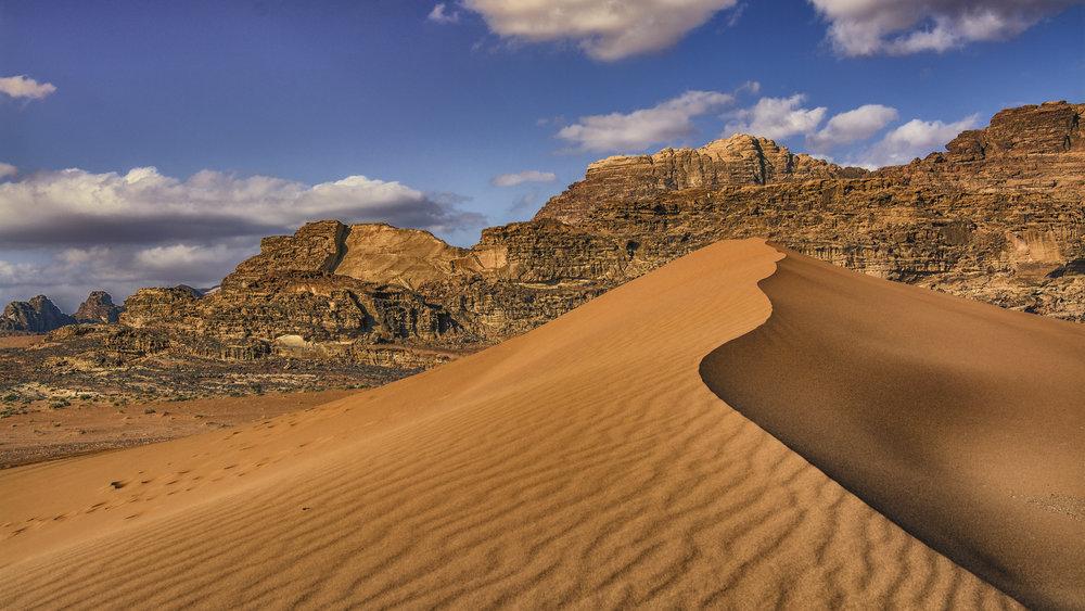 Um Sabbatah Sand Dune