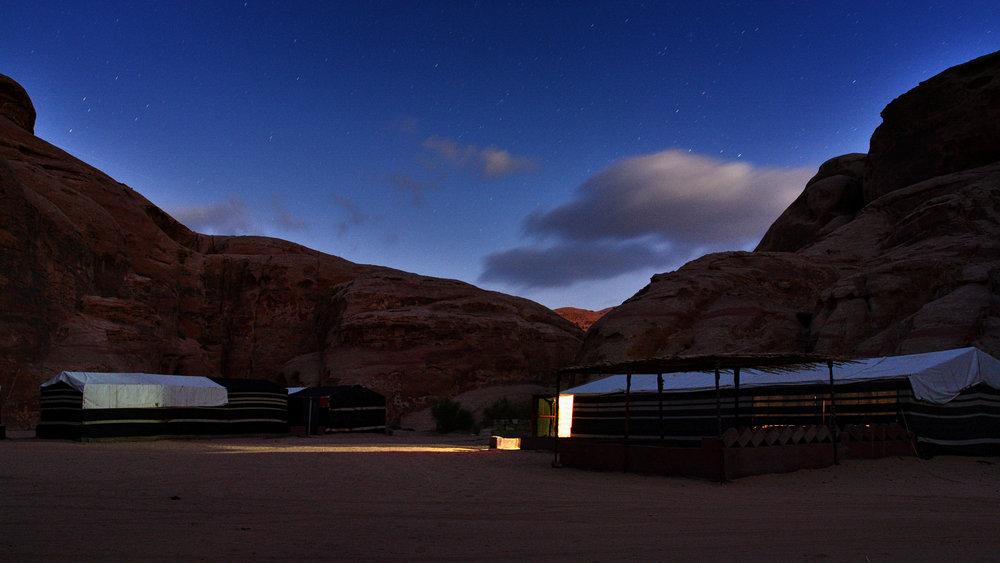 Bedouin Directions Camp, Wadi Rum