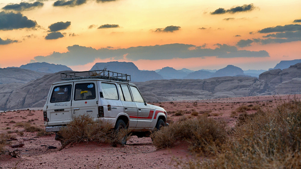 Bedouin Jeeps