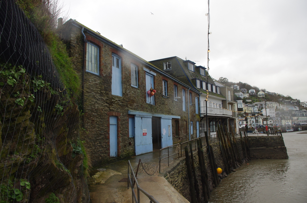 The Old Sardine Factory, West Looe