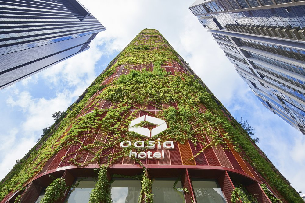 Photo Credit: Oasia Hotel Downtown, Singapore