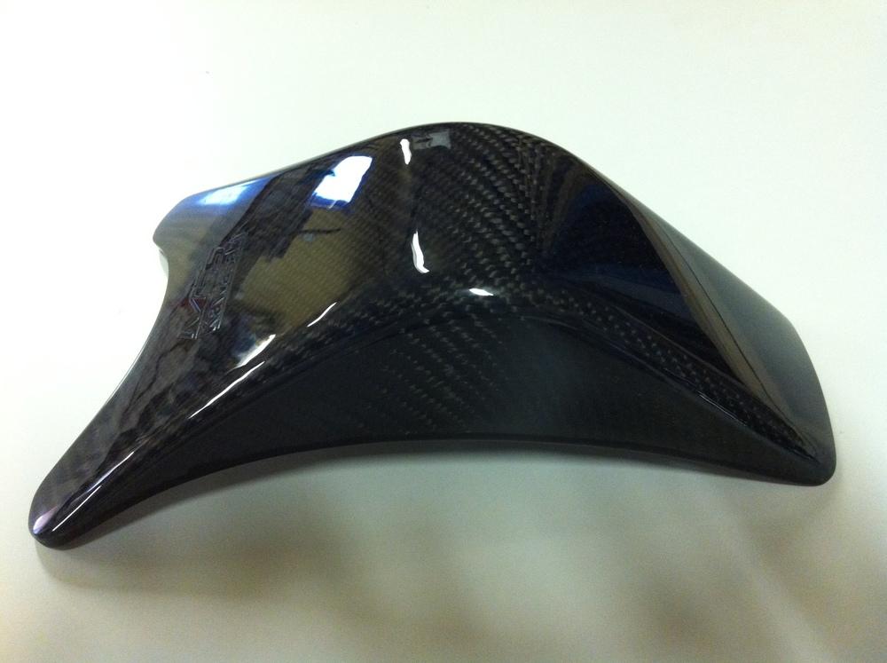 Carbon tank hump for Kawasaki zx10