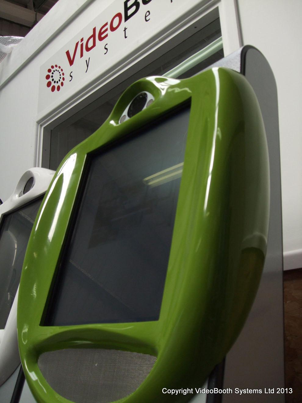 Freestanding VideoKiosk Lime.JPG