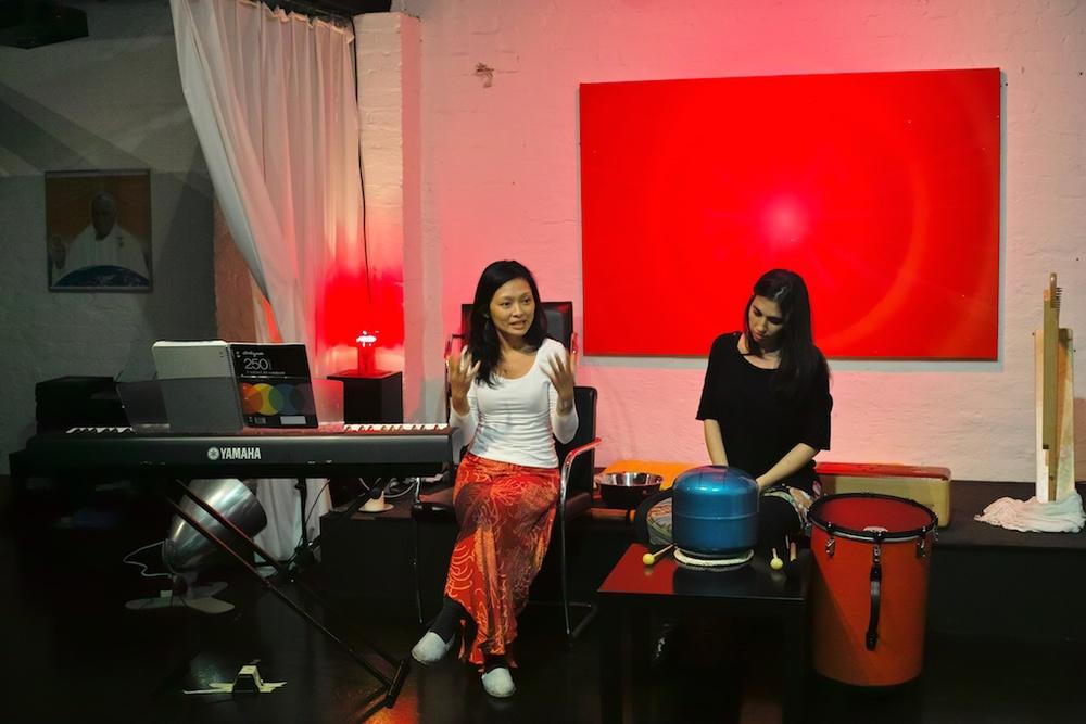 Guest Musicians: Katy Tsai , Bek Wermut & friends