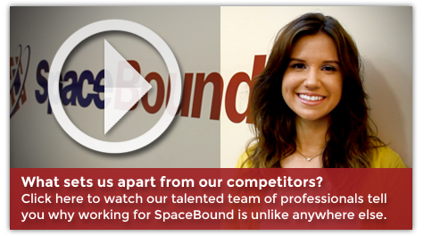SpaceBound, Inc. Sets Us Apart