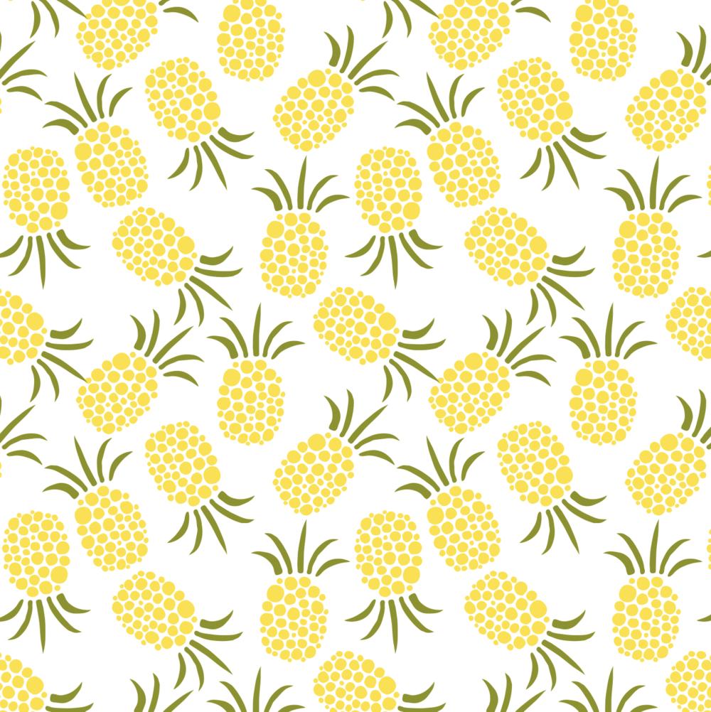 Polka Pineapple