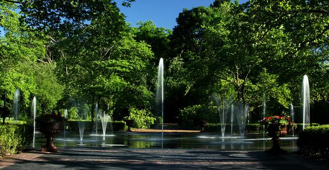 Catigny Gardens - Wheaton