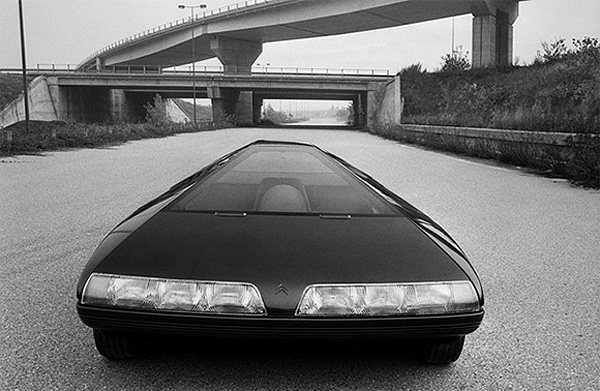 1980 Citroën Karin Concept