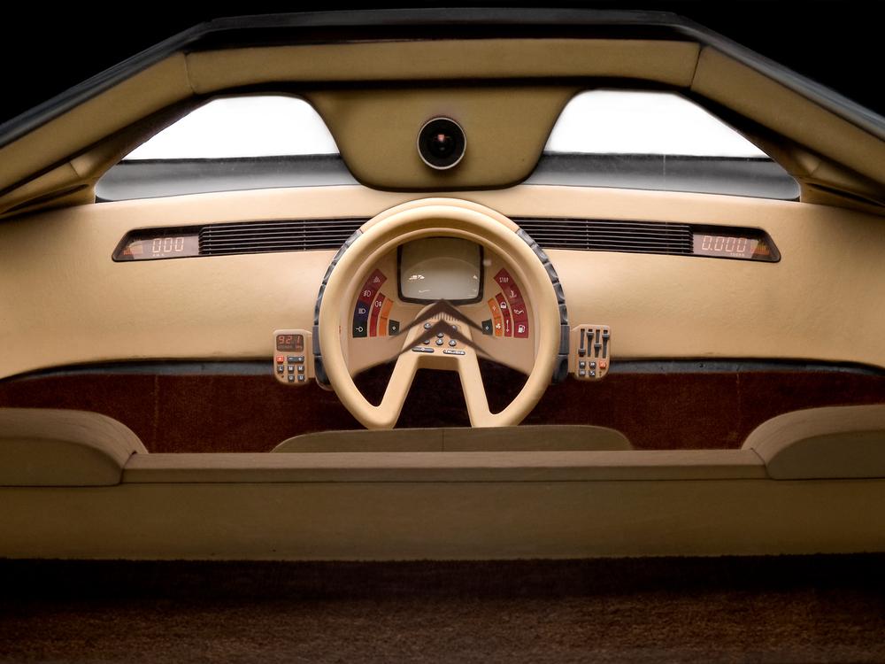 Citroën Karin interior