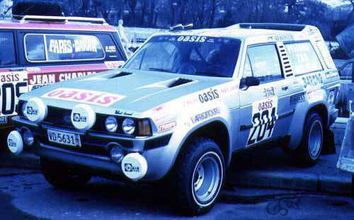 As-raced in the 1980 Paris-Dakar.