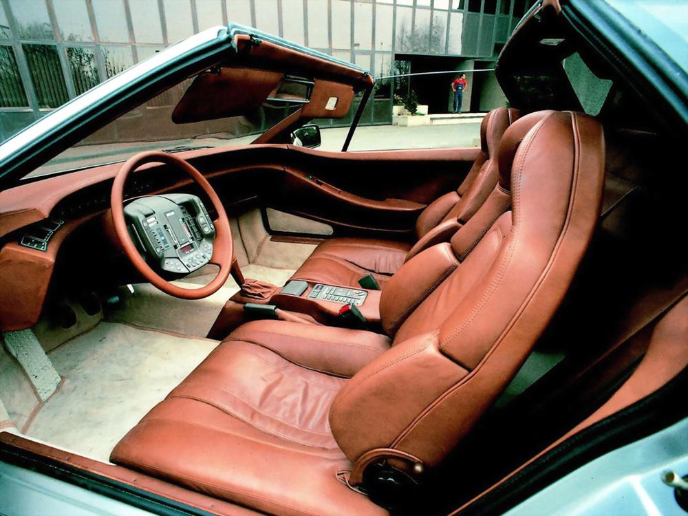 Concept car interior (click to expand)