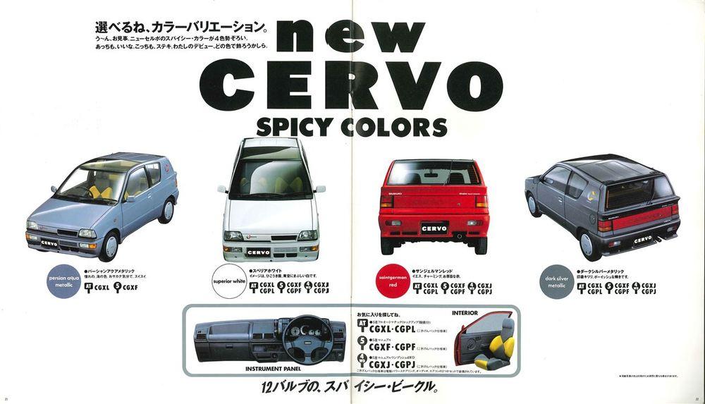 Image result for 1988 suzuki cervo