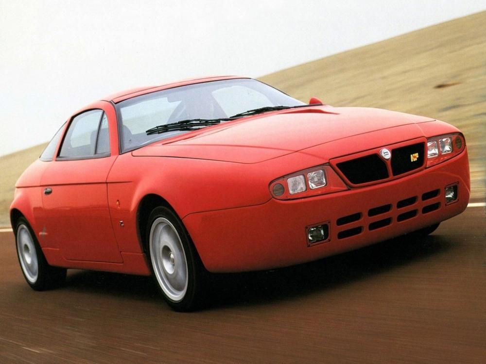 Lancia Hyena by Zagato