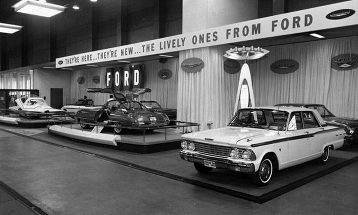 via Chicago Auto Show