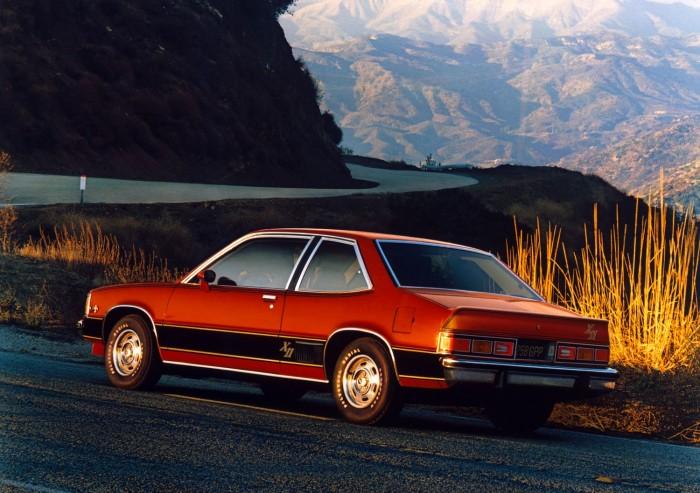 1980 Chevrolet Citation X-11 Club Coupe