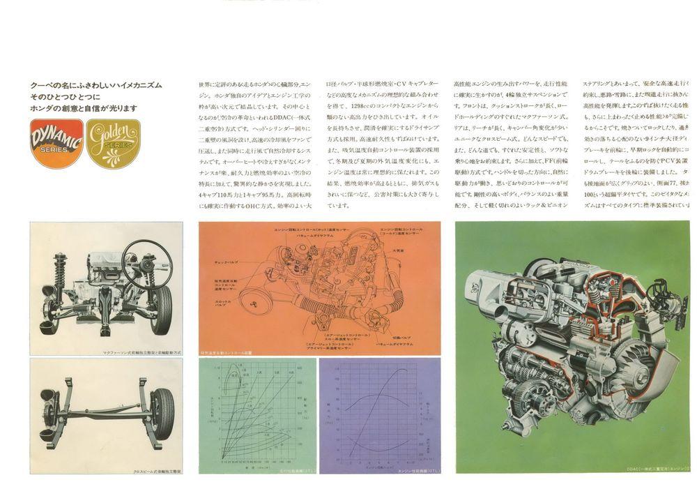 Honda 1300 engine