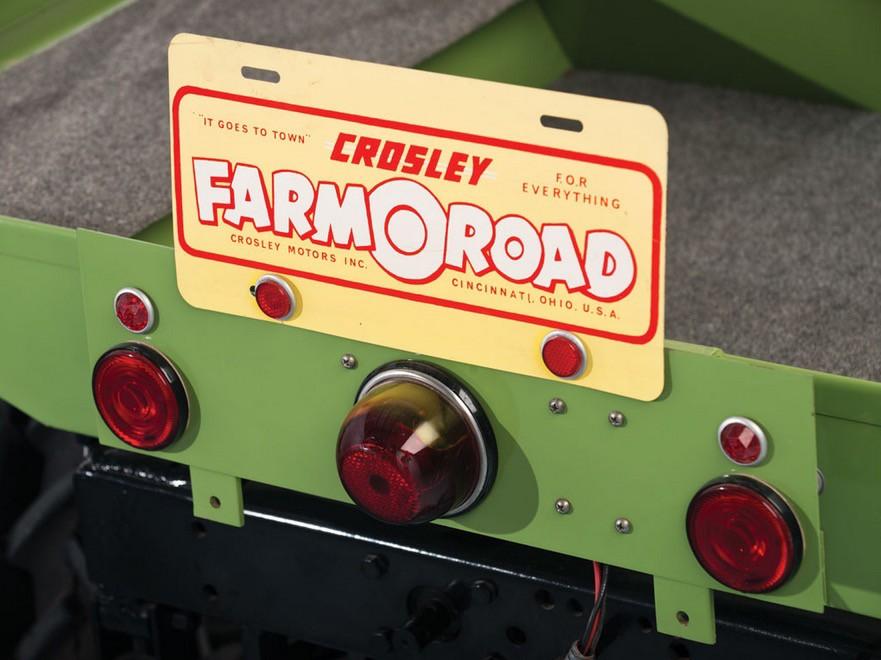 Crosley Farm-O-Road