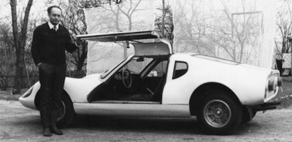 Heinz Melkus and the RS 1000