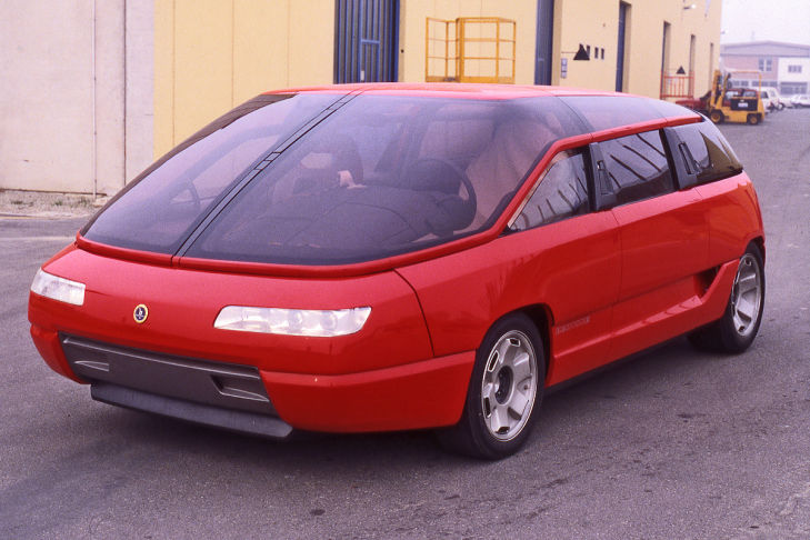 Bertone Genesis