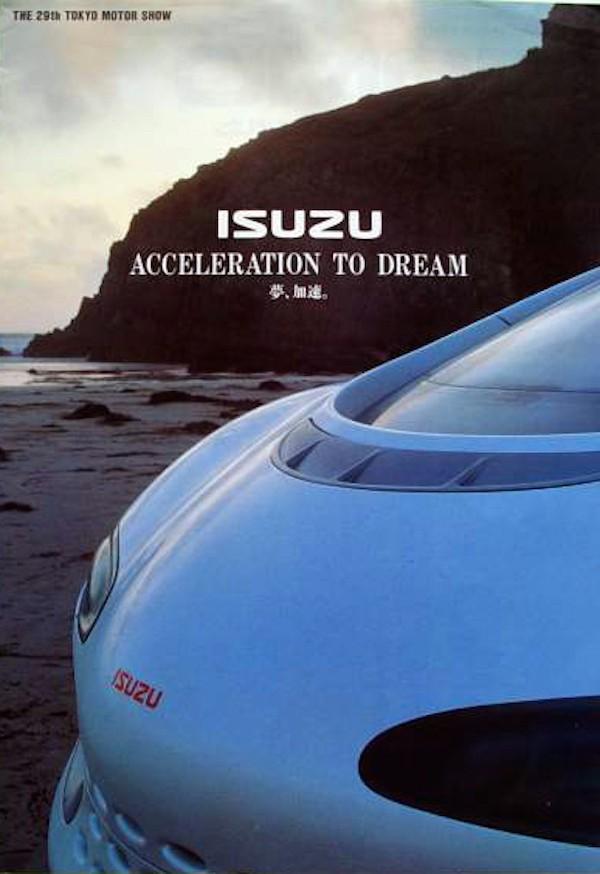 1991 Isuzu Como concept