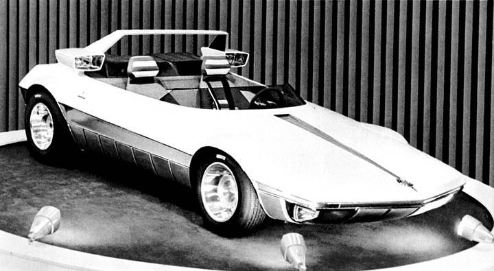 Autobianchi A112 Runabout by Bertone