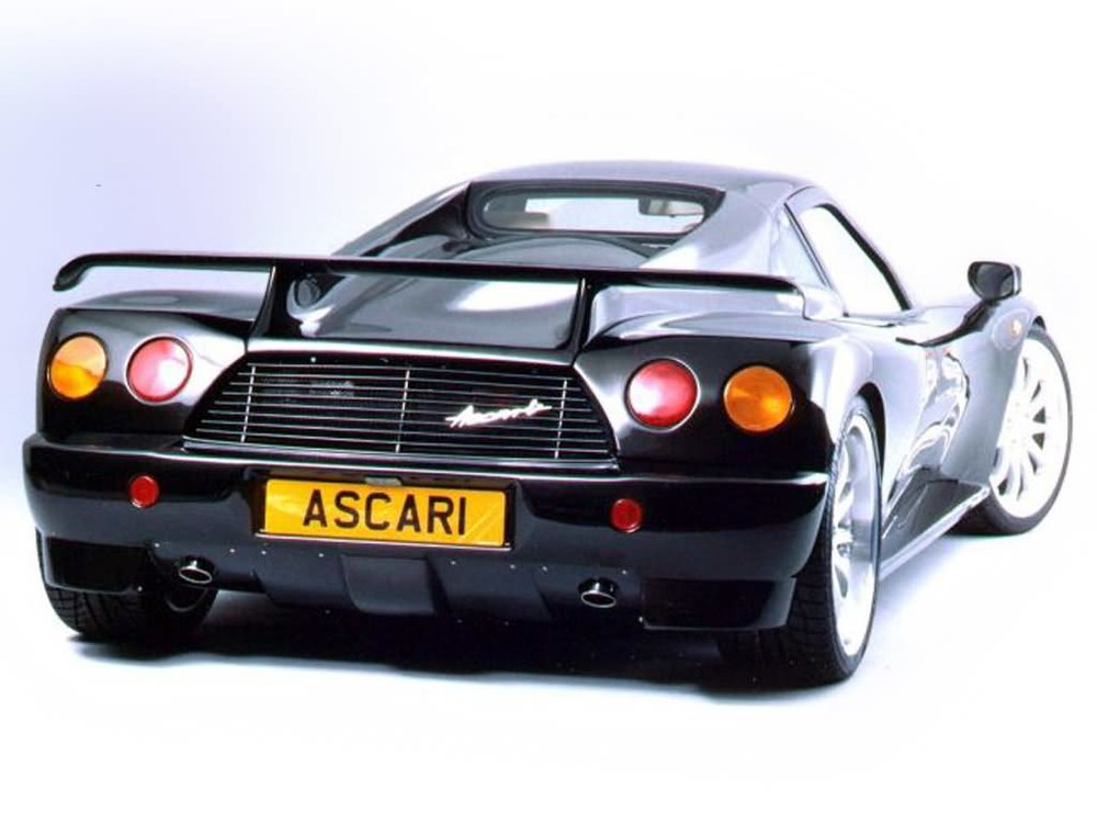 Ascari Ecosse