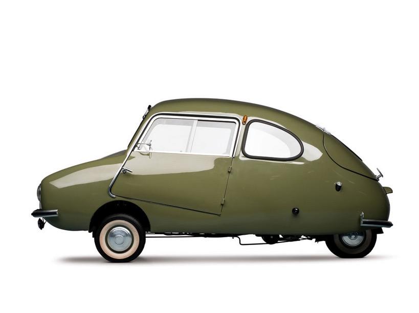 Fuldamobil S-6