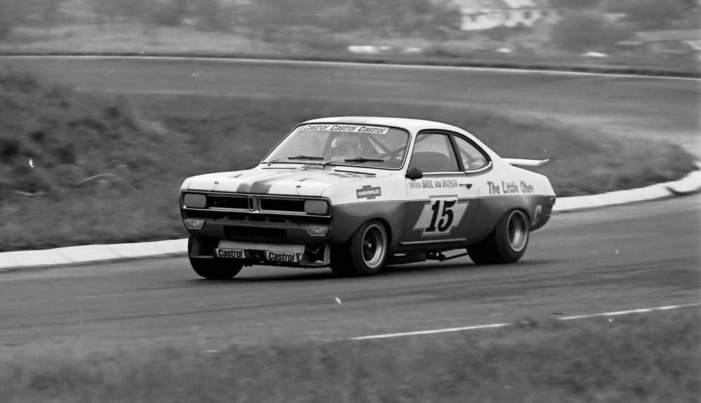 Racing version of the Firenza Can-Am 302
