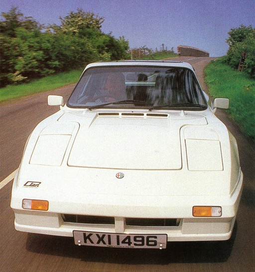 Photo by Peter Burn,   Motor  magazine  June 1987  via  Trigger's Retro Road tests  on Flickr