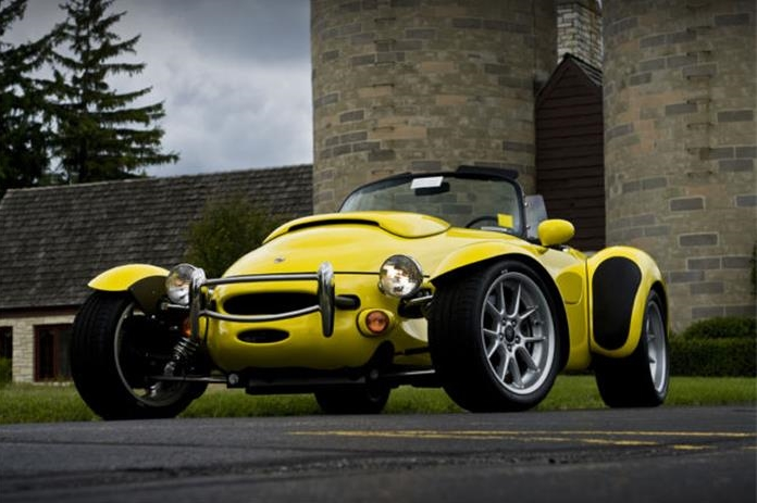 Panoz Aiv Roadster Banovsky S Car Of The Day