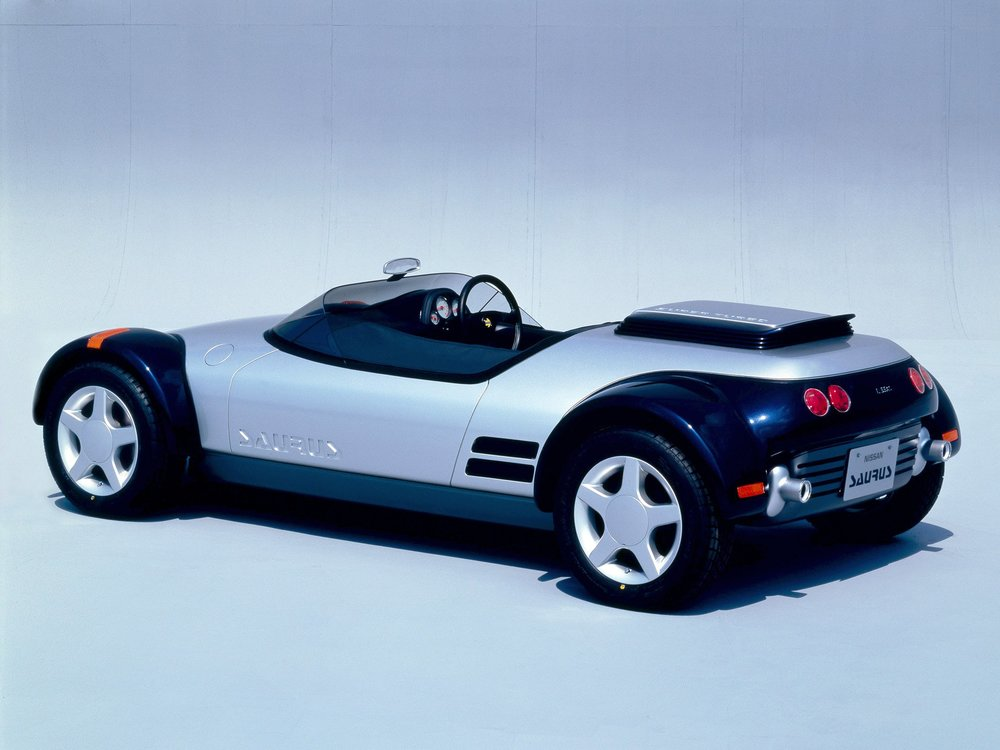 Nissan Saurus Concept