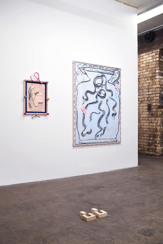 CARPE DUMB Minnesota State Arts Board Exhibition with Austin Swearengin  DETROIT Gallery, MPLS, MN