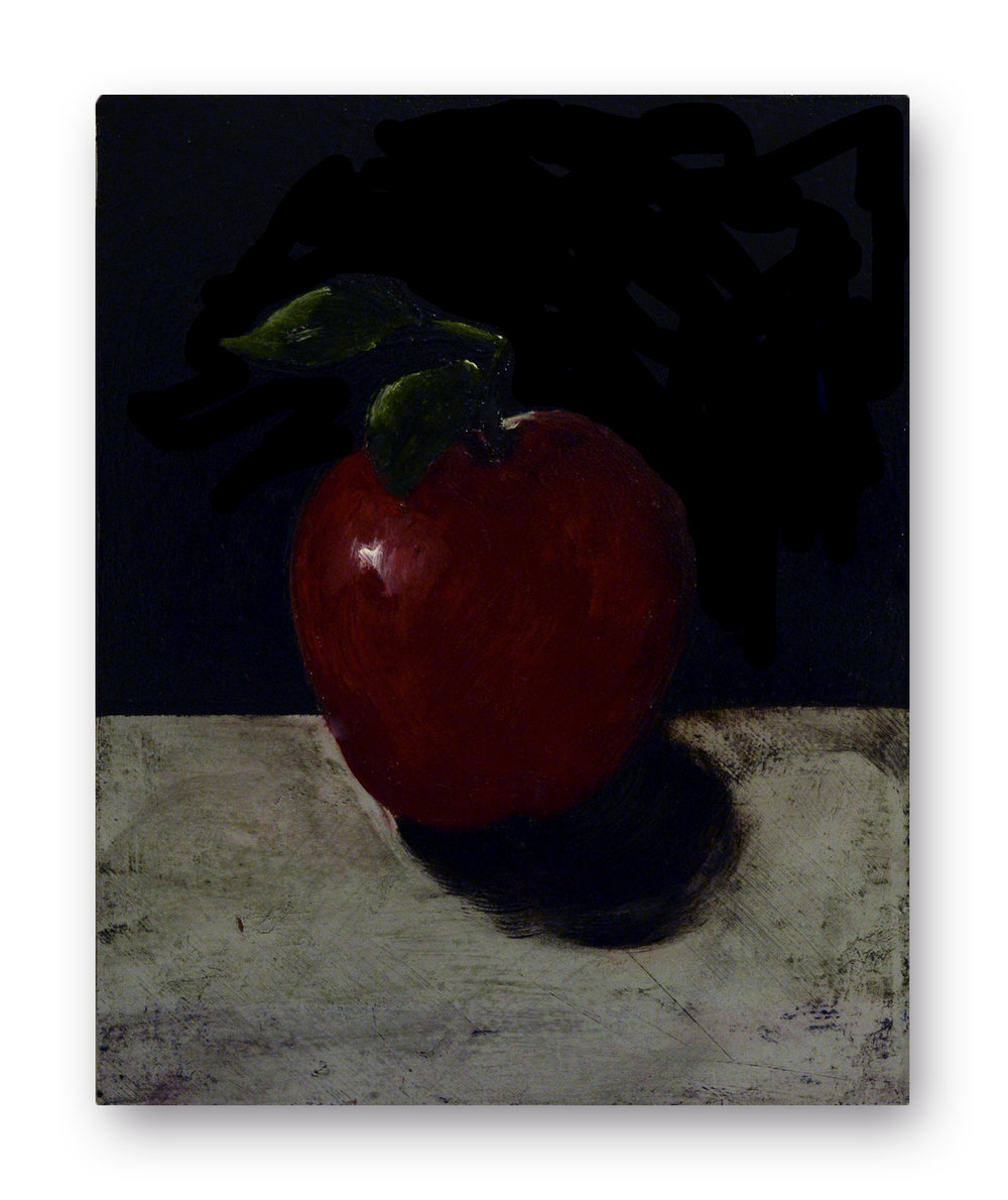 Apple For Grandmother .jpg