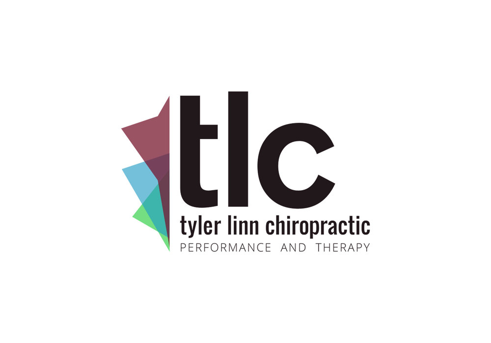 Logo design, the first element of the TLC branding.