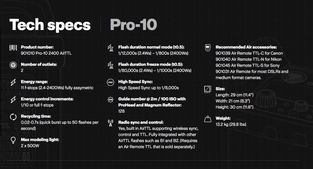 Pro-10_techspecs