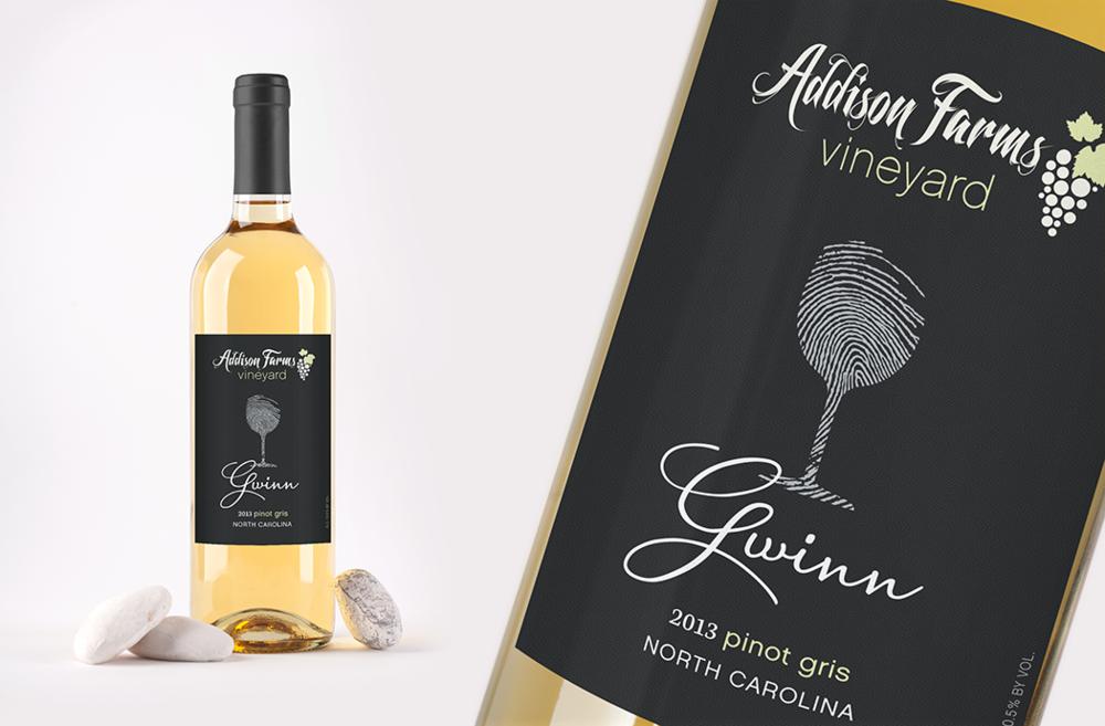 Gwinn 2013 Pinot Gris