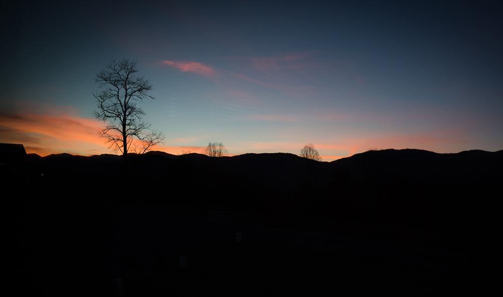 February Sunset 2015