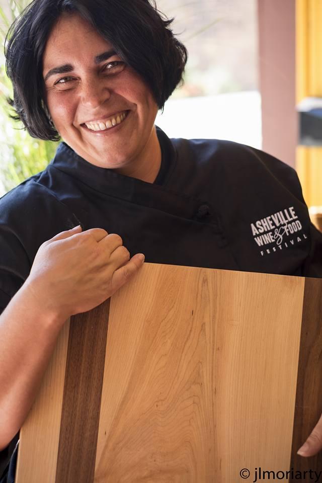 Chef Hollie West