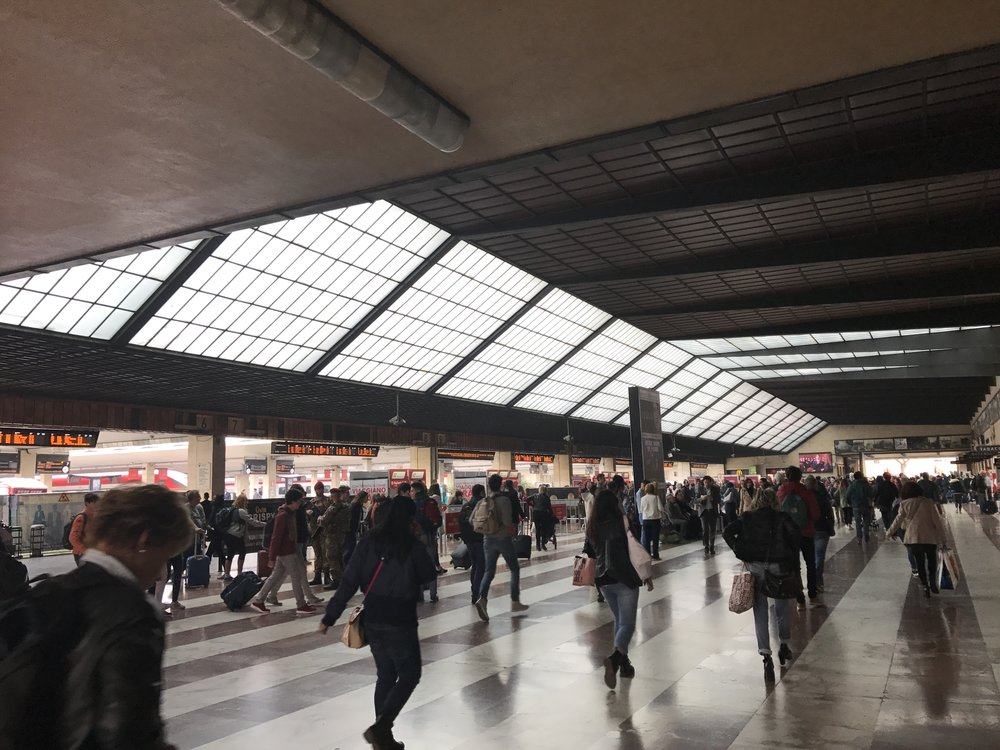 Firenze SMN [Santa Maria Novella]stazione ferroviaria