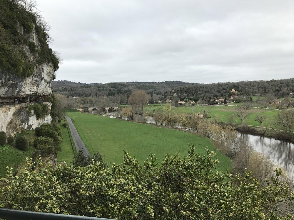 La Roque Saint-Christophe, Perigord Noir FR