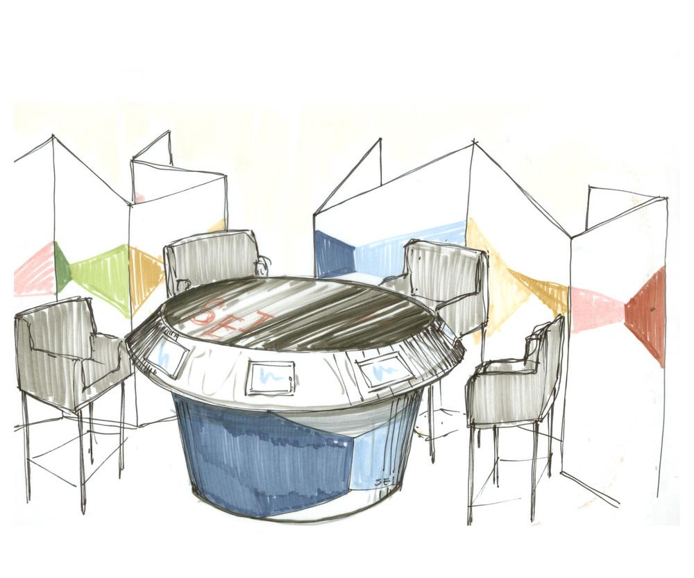 interactive media hub