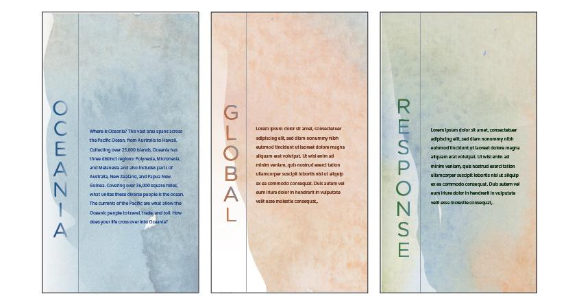 introduction panels